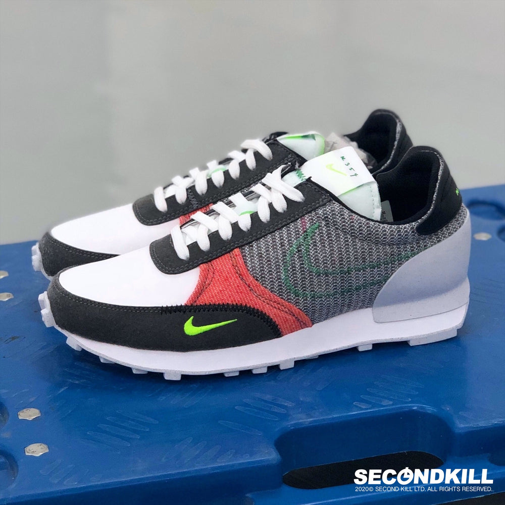 Nike Daybreak Type Grey Green
