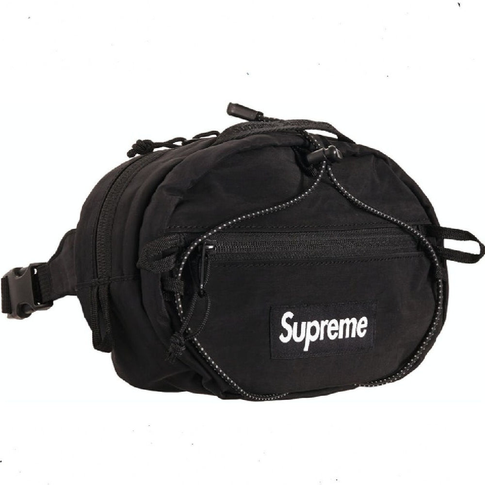Supreme FW20 Waist Bag - BLACK
