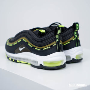 Air Max 97 Undefeated Black