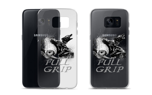 Trans Samsung S7 Phone Case