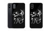 Black iPhone X Phone Case