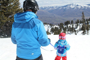 ski harness and ski trainer harness for beginners