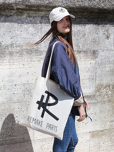 "TOTE BAG ""REMAKE PARIS"""