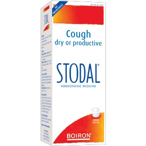 STODAL Cough Dry & Productive For Adult & Children 200 ml - Stodal Cough Dry & Productive For Adult & Children 200 ml