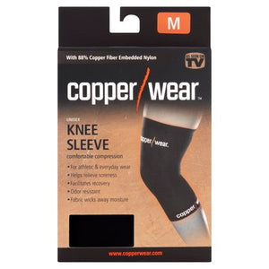 Copper Wear Knee Sleeve XL Size