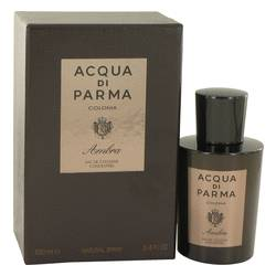 Acqua Di Parma Colonia Ambra Eau De Cologne Concentrate Spray By Acqua Di Parma