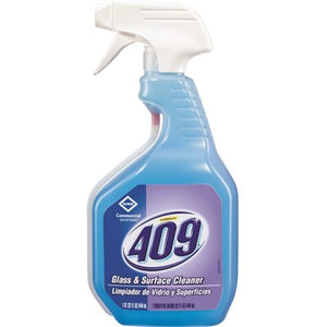 409 Glass and Surface Cleaner, Commercial Solutions, 946ml
