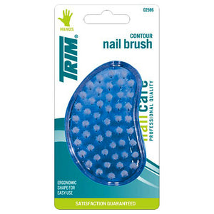 Trim Nail Brush Contour