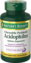 Acidophilus Chewable Probiotic 100's