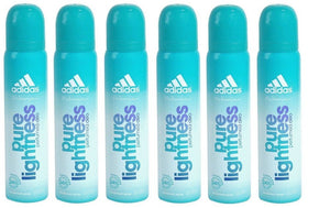 Adidas Pure Lightness Perfumed Deo Spray 90 ml