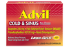 ADVIL Cold & Sinus Liqui-Gel 40's