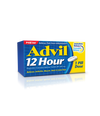Advil 12 Hour 600mg 1 Pill Dose 52 Tablets