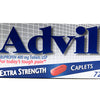 ADVIL Caplets Extra 72's , 400 mg - Advil Caplets Extra 72's , 400 mg