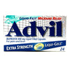 ADVIL Liqui-Gels Extra Strength 24's - Advil Liqui-Gels Extra Strength 24's