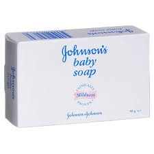 Johnson's Baby Soap 100 g Mildness - Johnson's Baby Soap 100 g