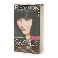 Revlon 10 Black ColorSilk