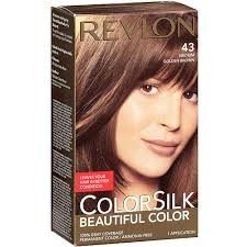 REVLON 43 Medium Golden Brown
