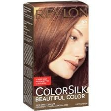 REVLON 55 Light Reddish Brown