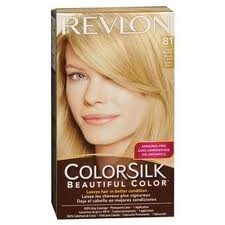 Revlon 81 Light Blonde