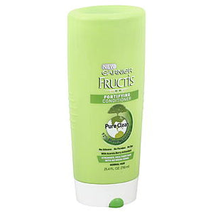 GARNIER Fructis Fortifying Conditioner Pure Clean 384 ml - GARNIER Fructis Fortifying Conditioner Pure Clean