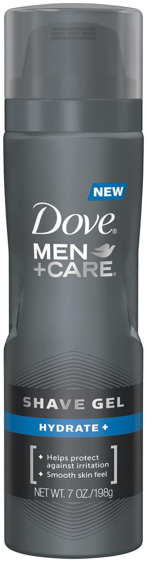 Dove Men care shave gel Hydrate 198 g