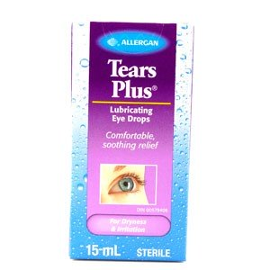 Tears Plus Eye Drops 15 ml