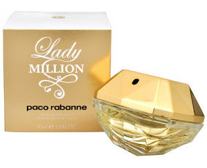 Lady Million eau de toilette for women 50ml