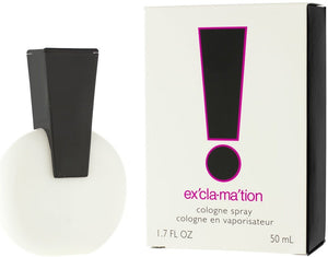 Exclamation 50 ml cologne spray for women