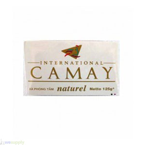 Camay Soap Natural 3 x 125 g