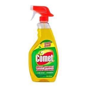 Comet Lemon Fresh Multi Surface Cleaner 591ml