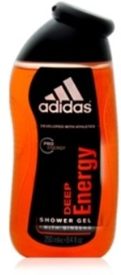 Adidas Deep Energy Body Wash 400ml