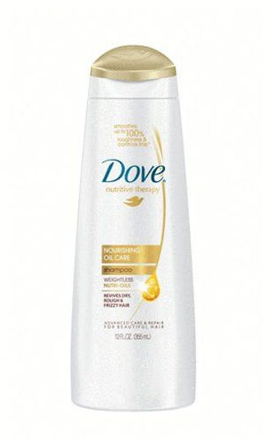 Dove Shampoo Hair Therapy Nourishes &revitalizes 750 ml - Dove Shampoo Hair Therapy Nourishes & revitalizes 750 ml