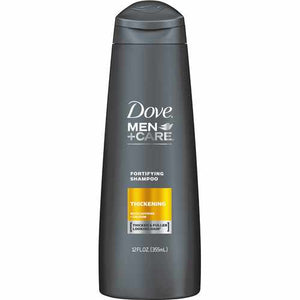 DOVE Men Plus Care Fortifying Shampoo & Conditioner 355ml