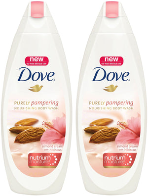 Dove Purely Pampering Almond Cream Body Wash 650 ml