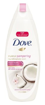 Dove Purely Pampering Coconut Milk With Jasmine Body Wash 650 ml