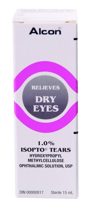Relieves Dry Eyes 1.0% 15ml