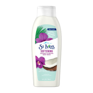 St. Ives Softening Coconut&Orchid 709ml