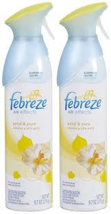 FEBREZE Air Effects Petal & Pure 275 g