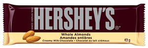 Hershey's Whole Almonds 43g