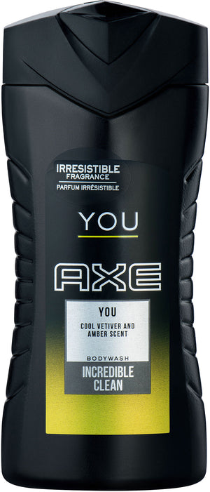 AXE You Incredible Clean Shower Gel 250ml
