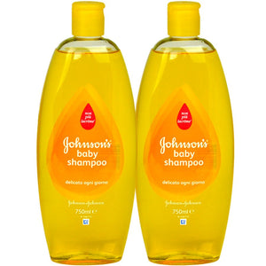 Johnsons Baby Shampoo 750 ml
