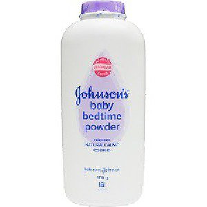 Johnsons Baby Powder Bedtime  300g