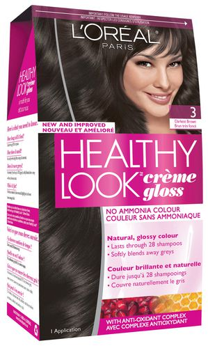 L'ORÉAL Healthy Look  3 - L'ORÉAL Healthy Look Darkest Brown 3