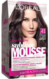 L'ORÉAL Sublime Mousse Iced Dark Brown 41