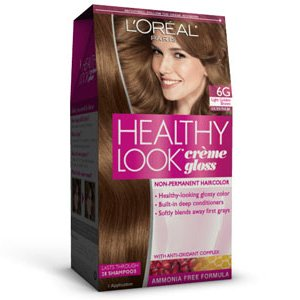 L'ORÉAL Healthy Look Light Golden Brown 6G