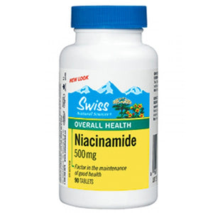 Niacinamide 500mg Tablet 90s