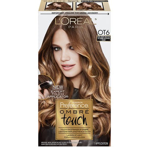 L'ORÉAL Superior Preference Ombre Touch OT6 Dark Blonde To Light Brown