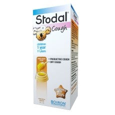 STODAL Cough For Children 1-11 years 125 ml - Stodal Cough For Children 1-11 years 125 ml