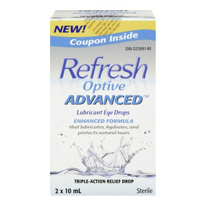 Refresh Optive Advanced 2x10 ml