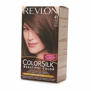 REVLON 41 Medium Brown - Revlon Medium Brown 41 ColorSilk